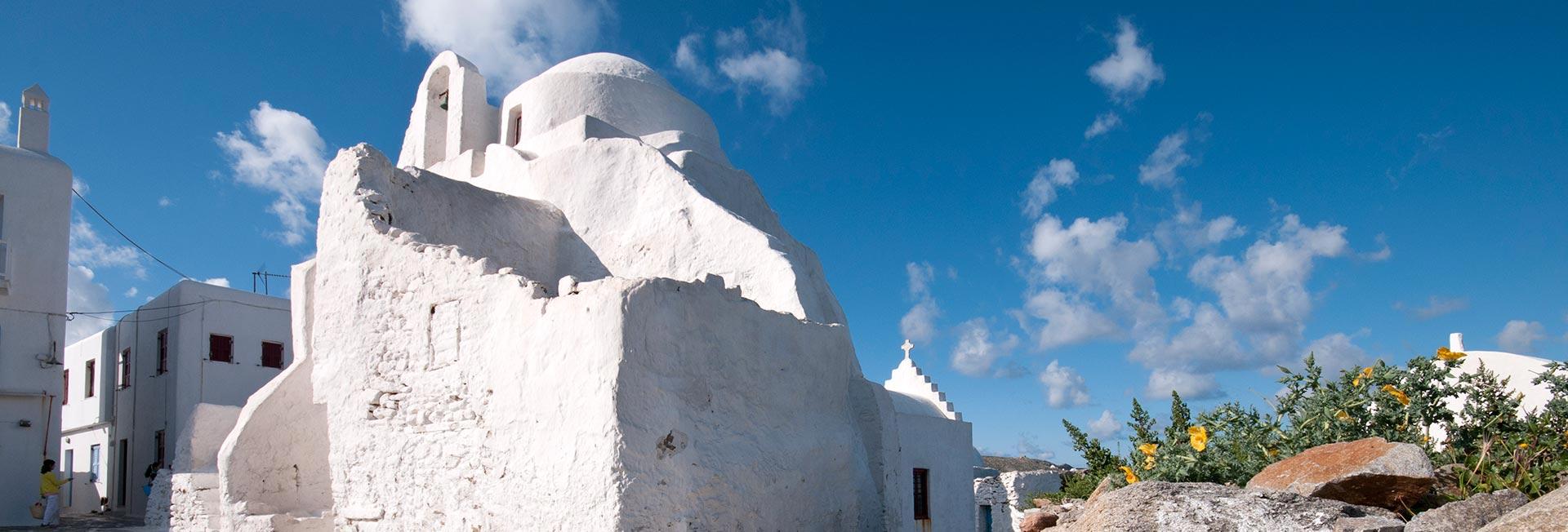Lena's House - Mykonos Folklore Museum